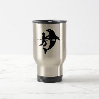 Dolphin Lover Travel Mug