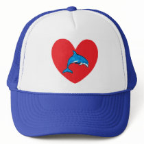 Dolphin Lover's Hat