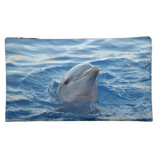 Dolphin Makeup Bag