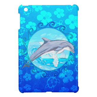 Dolphin Maori Sun Cover For The iPad Mini