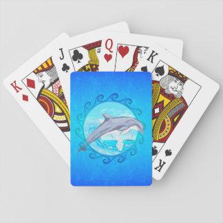 Dolphin Maori Sun Card Deck