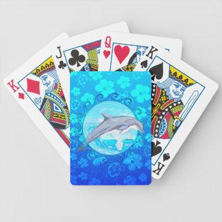 Dolphin Maori Sun Card Decks