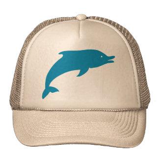 Dolphin Marine Mammals Fish Ocean Blue Animal Hats