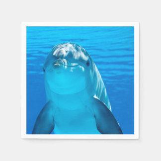 Dolphin Napkin