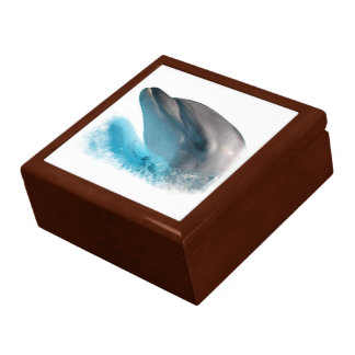 Dolphin Nose Gift Box  7.125sq.