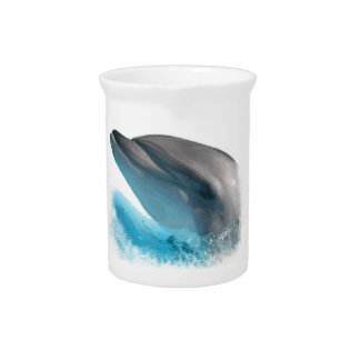Dolphin Nose Pitcher 19oz.