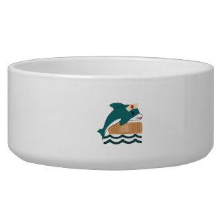 Dolphin Nurse Bowl