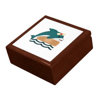 Dolphin Nurse Jewelry Box