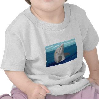 Dolphin Ocean T-shirt Shirts