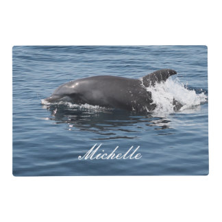 Dolphin Laminated Place Mat