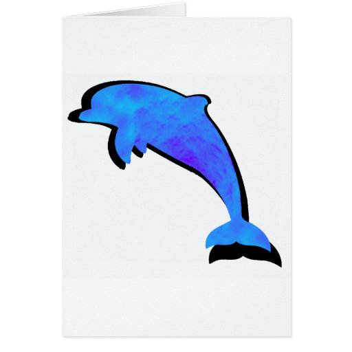 DOLPHIN OF ATLANTIS GREETING CARDS