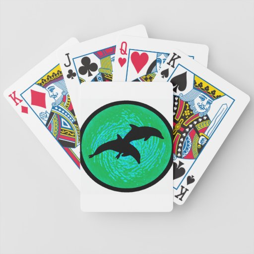DOLPHIN OF FIJI CARD DECKS
