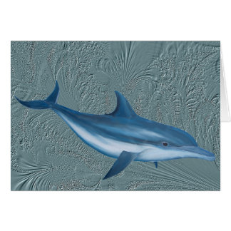Dolphin of the Gulf Card