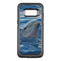 Dolphin OtterBox Commuter Samsung Galaxy S8 Case