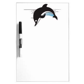 Dolphin Party Gifts Dry Erase Board