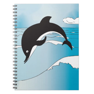 Dolphin Party Gifts Note Books