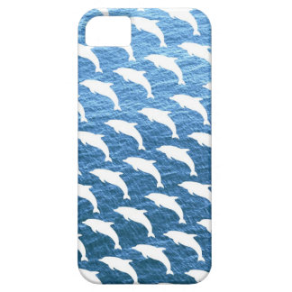 Dolphin Pattern iPhone SE/5/5s Case