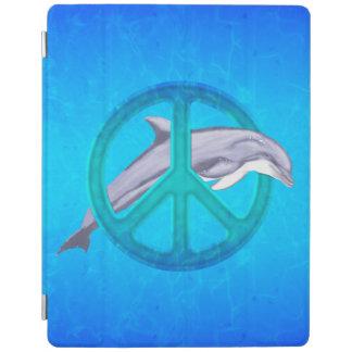 Dolphin Peace iPad Smart Cover