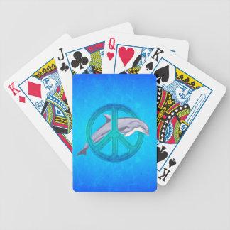 Dolphin Peace Card Decks