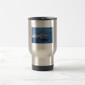 Dolphin Photo Travel Mug
