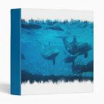 Dolphin Play Binder