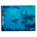 Dolphin Play Dry Erase Board