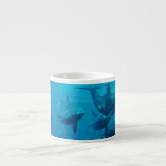 Dolphin Play Specialty Mug Espresso Cup