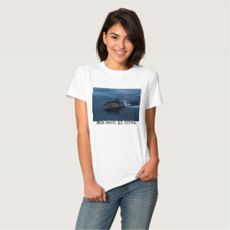 Dolphin Playing off Surfers Paradise T-shirt