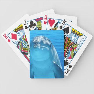 Dolphin Poker Deck