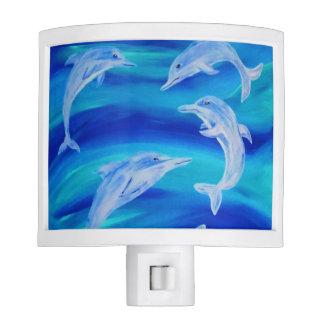 Dolphin Pod Night Light