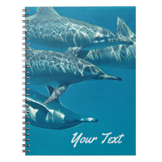 Dolphin Pod Notebook