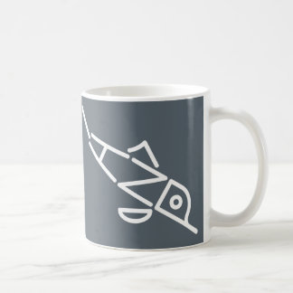 Dolphin Puzzle Mug