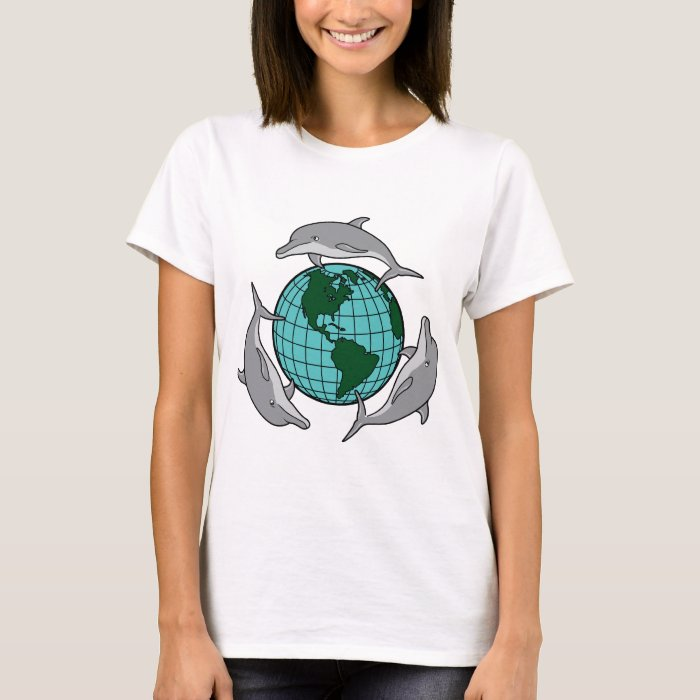 Dolphin Recycle T-Shirt