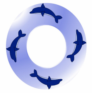 Dolphin Ring Cut Out