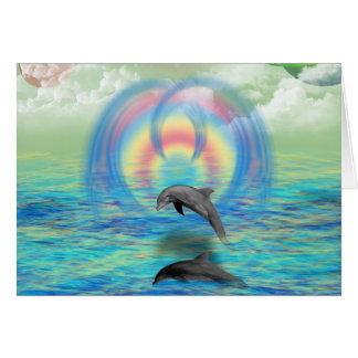Dolphin Rising Cards