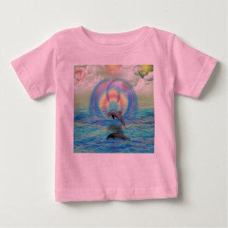 Dolphin Rising Tshirt
