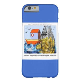 Dolphin-Safe Tuba Funny iPhone 6 Case