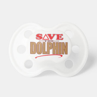 Dolphin Save Pacifier