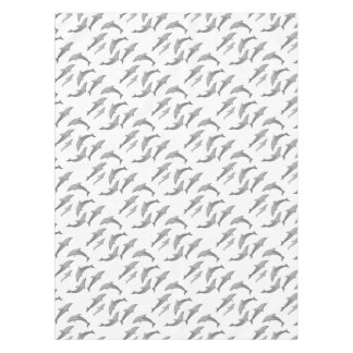 Dolphin selection tablecloth