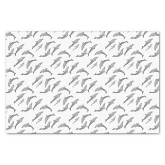 Dolphin selection tissue paper