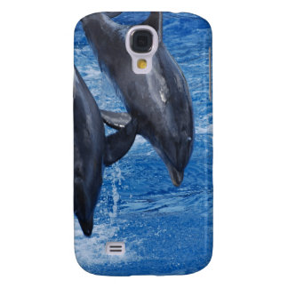 Dolphin Show iPhone 3G Case Galaxy S4 Cases