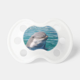 Dolphin Smile Pacifier