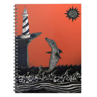 Dolphin Song Notebook