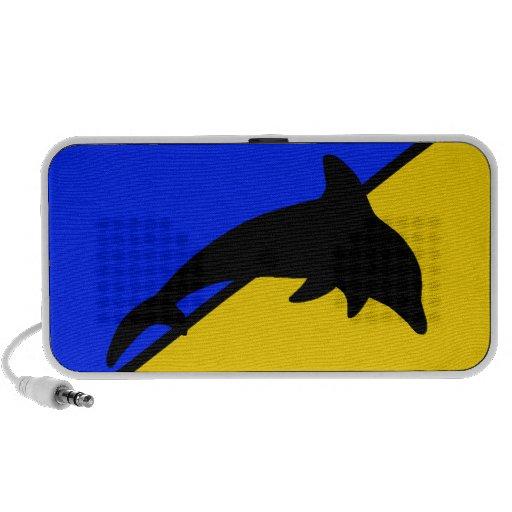 Dolphin! Speaker