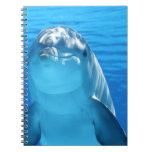 Dolphin Spiral Note Book