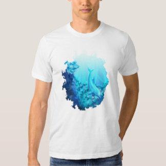 Dolphin spirit tee shirt