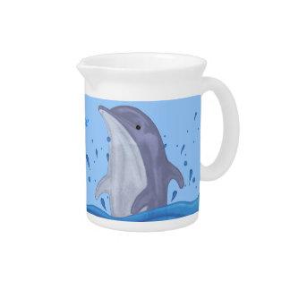 Dolphin Splash Pitchers
