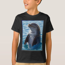 dolphin stand T-Shirt