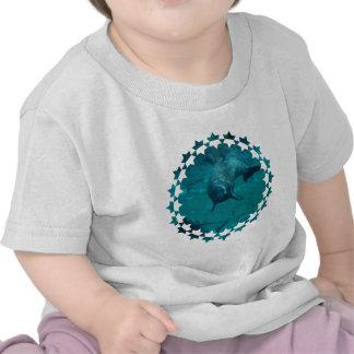 Dolphin Star Baby T-Shirt