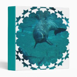 Dolphin Star Binder